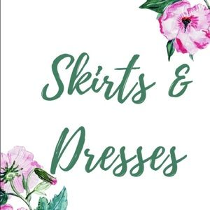 👗👗 Skirts & Dresses 👗👗
